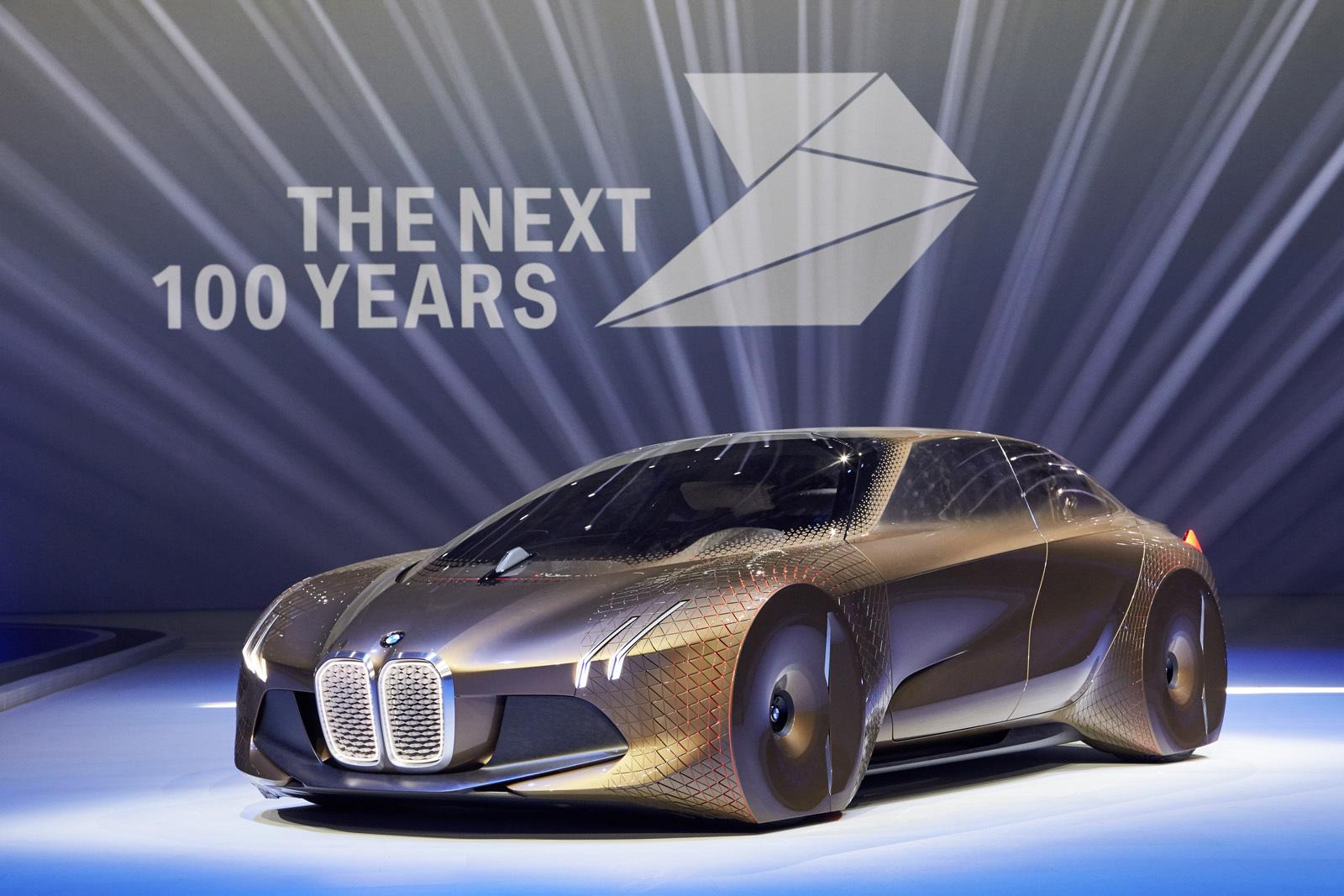 Foto de BMW Vision Next 100 (35/40)