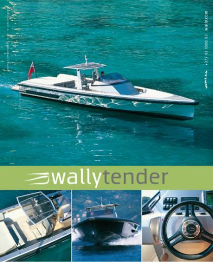 wally tender