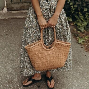 Siete cestos y bolsos de playa que además de ser monísimos no se enganchan con la ropa
