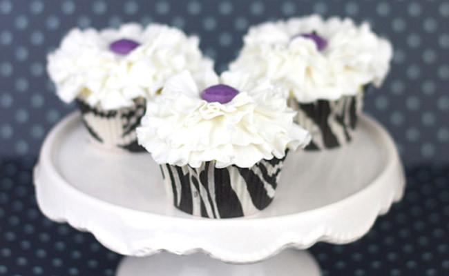 Cupcakes por el mundo. Diferencias de elaboración y decoración en distintos países