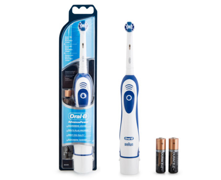 Cepillo Oral-B Advance Power por 8,46 euros