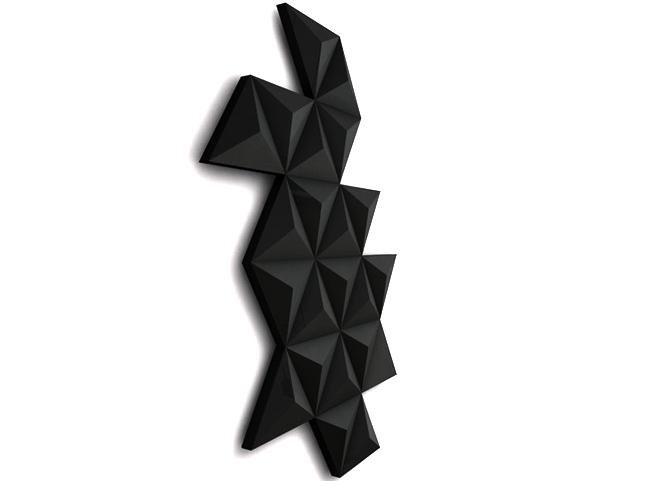 radiador de pared Black Diamond de Foursteel