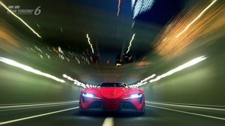 VX en corto: el Toyota FT-1 Concept Coupe y un Tomb Raider en primera persona