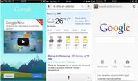 Google Now disponible en iOS