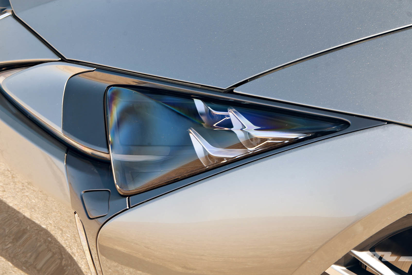 Foto de Lexus LC 500 (18/40)