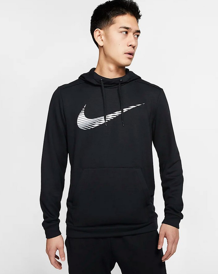 Sudadera con capucha de entrenamiento - Hombre Nike Dri-FIT