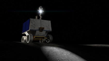 Buscar y estudiar el agua en la Luna es el próximo plan de la NASA: enviarán un rover a finales de 2022
