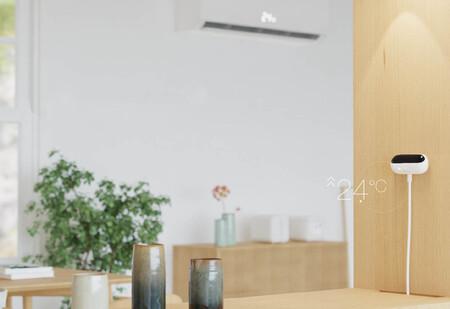 Ambi Labs anuncia el Ambi Climate Mini: compatible con Alexa y Google Assistant, permite automatizar la climatización en casa