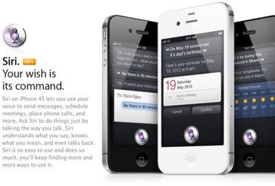 Siri, el nuevo asistente personal del iPhone 4S que entiende lo que dices