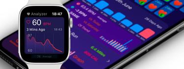 La app Heart Analyzer para Apple Watch se ha rediseñado completamente e incluido nuevas funciones