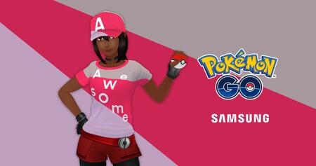 Pokémon GO: consigue gratis toda la ropa de Samsung 2021 para los Avatares con este código