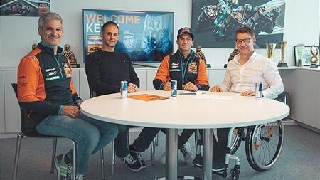 ¡Sorpresa! Kevin Benavides, el vigente campeón del Dakar, deja Honda para unirse al imperio de KTM