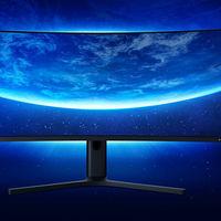 Mi Curved Gaming Monitor: formato ultrapanorámico, resolución WQHD y 144 Hz en la nueva pantalla de Xiaomi