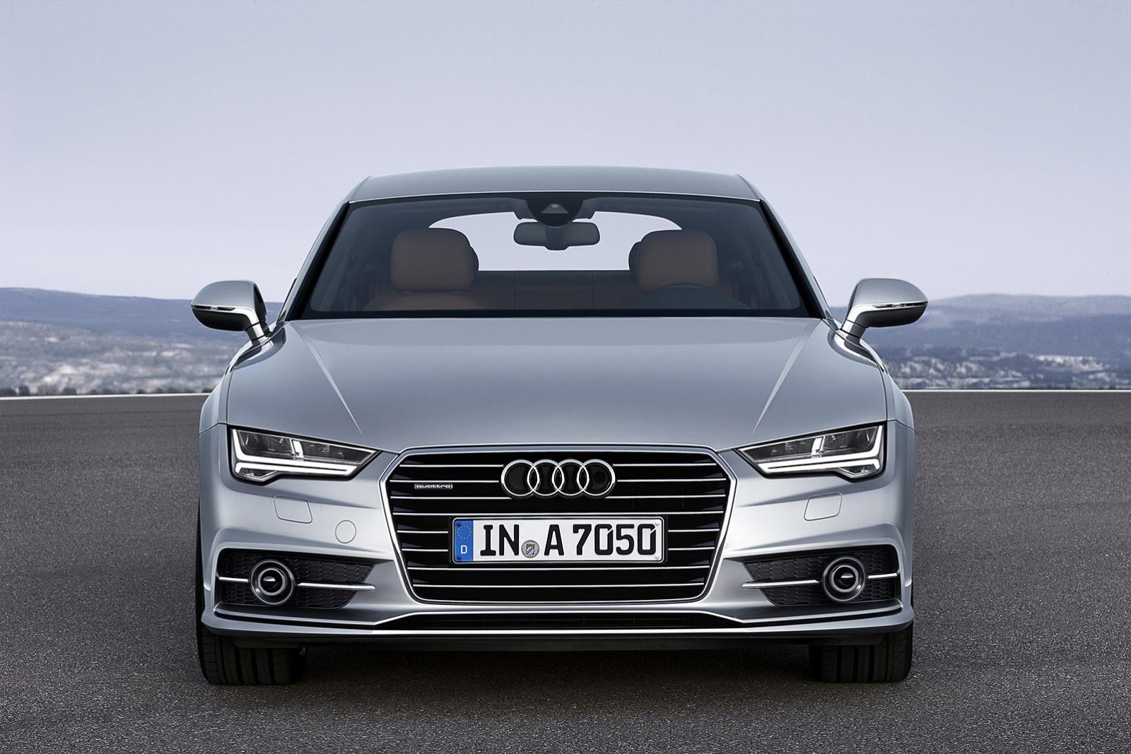 Foto de Audi A7 Sportback (1/11)