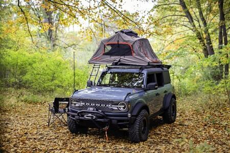 Ford Bronco Overland muestra su lado más aventurero para que te animes a una escapada de fin de semana