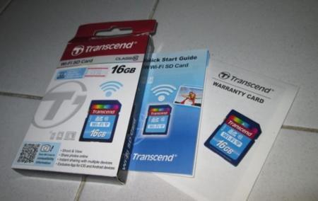 Transcend Wi-Fi