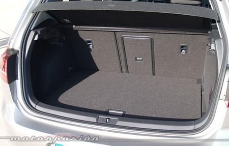 Volkswagen E-Golf maletero