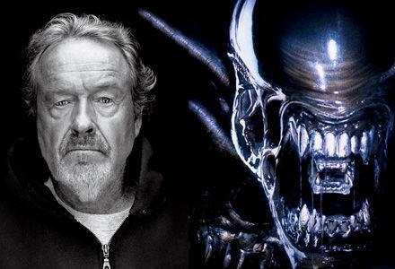 Ridley Scott filmará la precuela de 'Alien' en 3-D