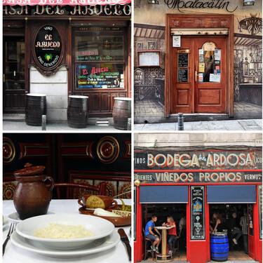 """Estos son los restaurantes más antiguos de Madrid a los que el Ayuntamiento ha nombrado """"espacios culturales de interés general"""" (y qué implica esto)"""