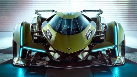 Lambo V12 Vision Gran Turismo 9