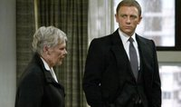 Judi Dench confirma que Sam Mendes prepara la 23ª entrega de James Bond