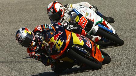 MotoGP San Marino 2012: Sandro Cortese juega bien sus cartas para acercarse al título