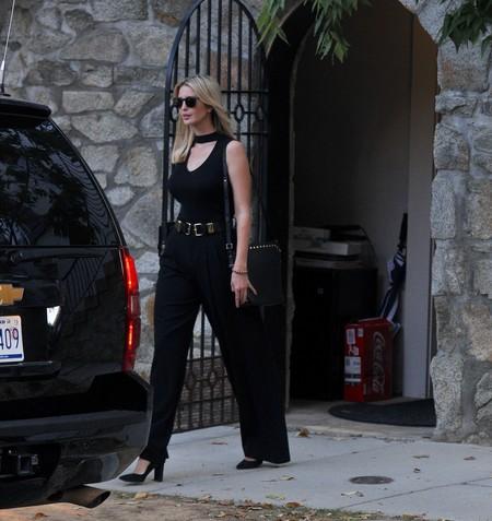 Sí, en ocasiones Ivanka Trump puede ser hasta moderna (vistiendo)