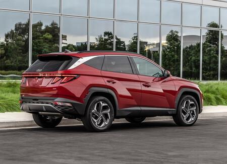 Hyundai Tucson 2022 Mexico 8