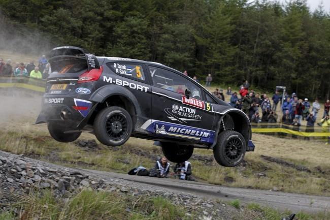Citroën DS3 WRC, Mikko Hirvonen