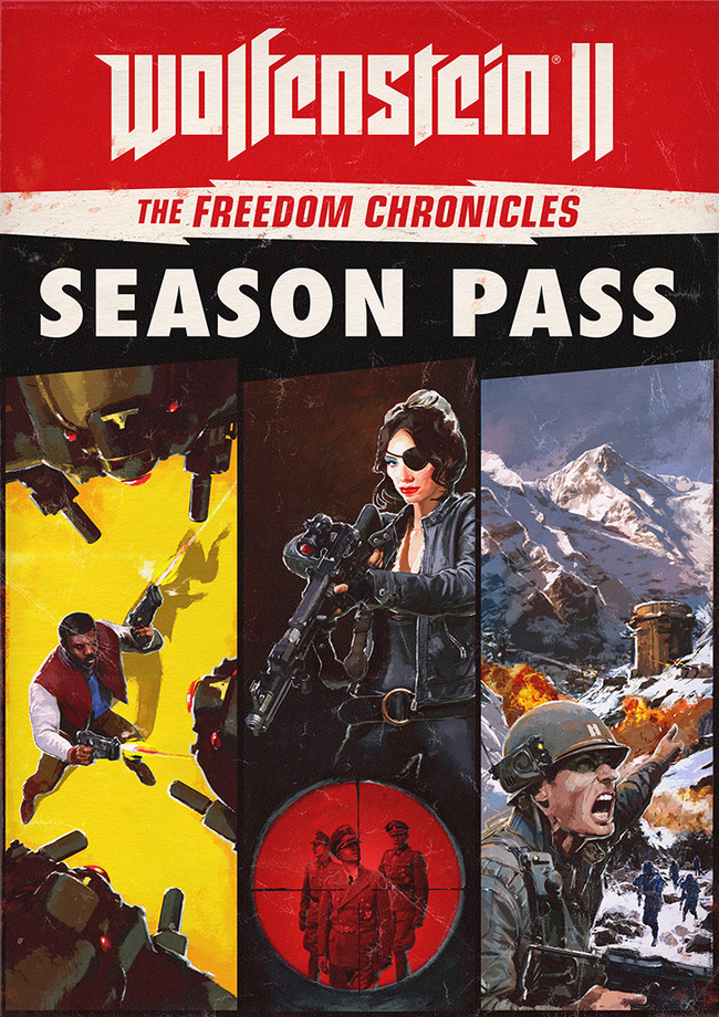 Wolfenstein Ii The New Colossus Season Pass 02