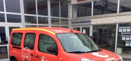 300 Renault Kangoo Z.E. para el servicio de correos noruego