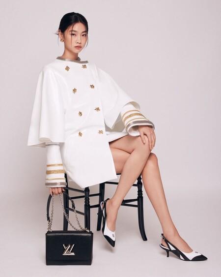 Hoyeon Jung Louis Vuitton