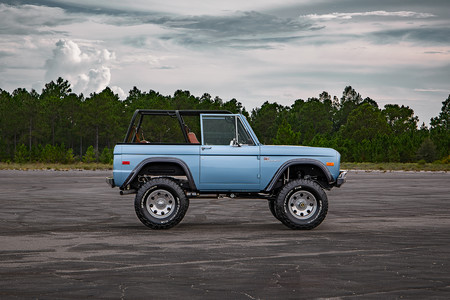 Ford Bronco Velocity Restorations 14