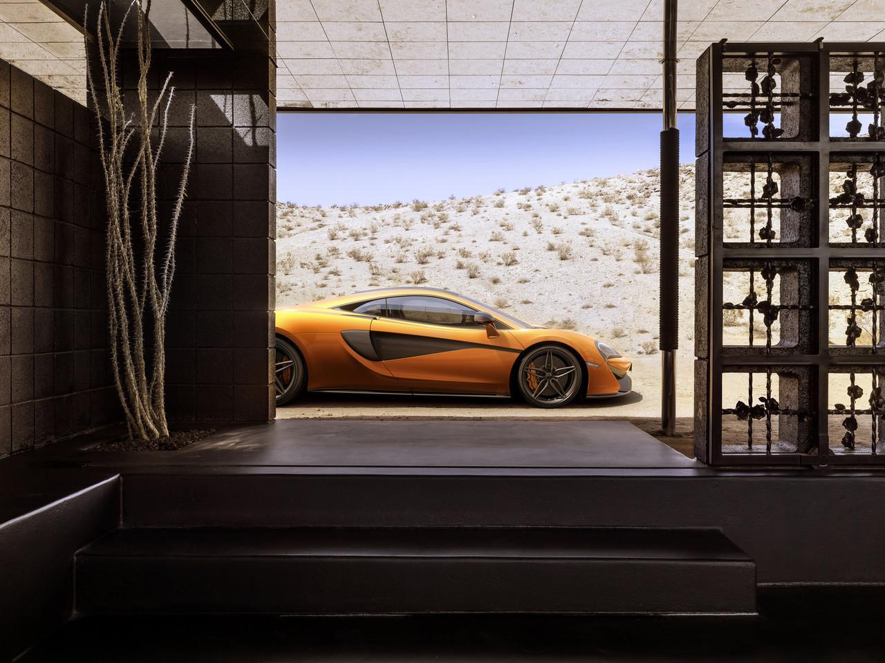 Foto de McLaren 570S Coupé (10/30)