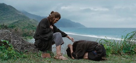 Silence Garfield Scorsese