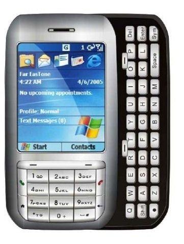 HTC Vox, smartphone con teclado QWERTY