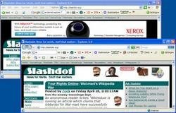 Internet Explorer 7: probarlo sin tener que instalarlo