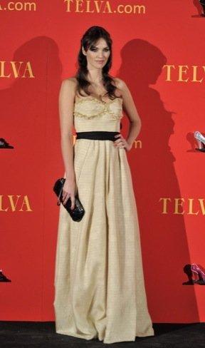 Helen Lindes: Premios Telva 2010