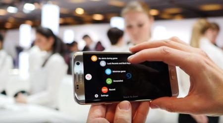 Samsung actualiza Always On para añadir funciones del Note 7 en los Galaxy S7