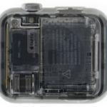 El Apple Watch se termina de desnudar bajo los rayos X
