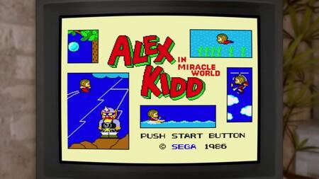 Podremos sentir la nostalgia en Lost Jugdment con la Sega Master System: Alex Kidd, Fantasy Zone y seis clásicos más
