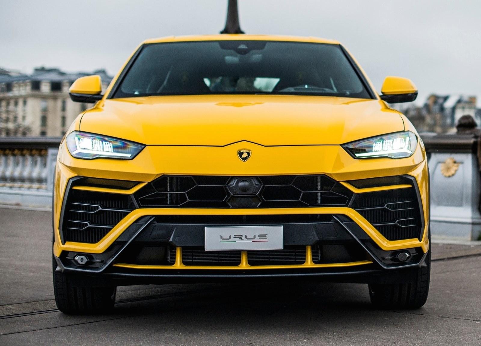 Foto de Lamborghini Urus (5/76)