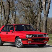 Este impecable Lancia Delta HF Integrale está buscando dueño y podría subastarse por 90.000 euros