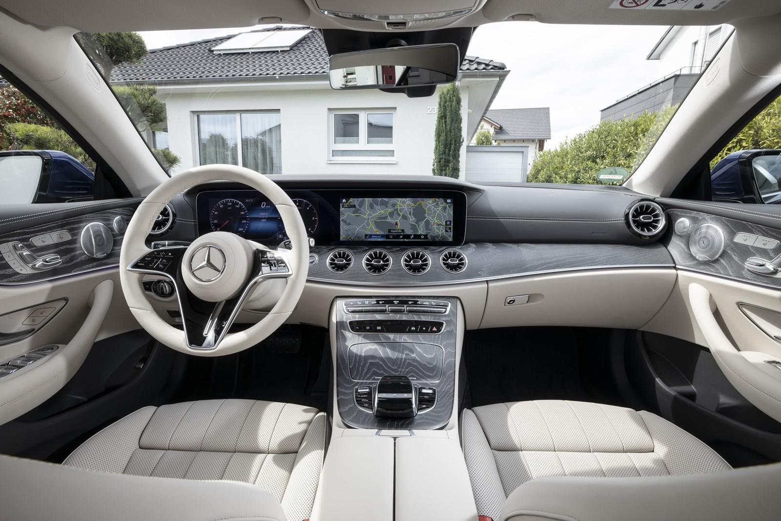Foto de Mercedes-Benz Clase E 2020, prueba contacto (128/135)