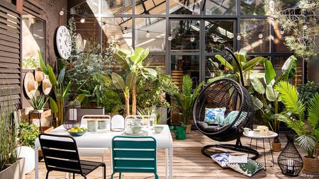 Con estas 15 ideas de la tendencia Green Patio de Maisons du Monde es hora de ponerle un toque verde la decoración de toda la casa