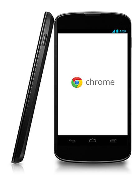 Google Chrome para Android se actualiza a la versión 34