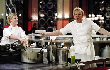 ¿Los concursos de cocina agresivos son útiles a la gastronomía?