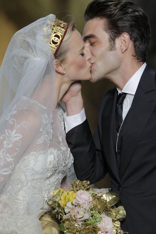 Foto de Desfile de Pronovias 2014: el primer amor (10/25)