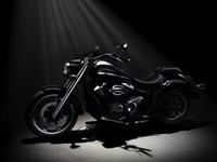 Yamaha XVS950A Midnight Star 2009