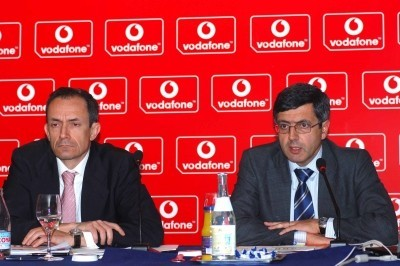 Resultados del semestre de Vodafone